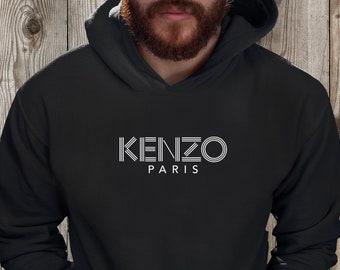 06beae41 Kenzo Hoodie, Kenzo Paris Logo Sweater, Kenzo Sweatshirt, Kenzo Pullover  Hoody Hoodie, Kenzo Inspired, Women Men Designer Clothing, Unisex