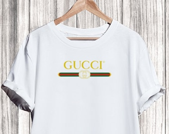 3fb831349 Gucci Shirt Women Men Kids, Gucci Tshirt, Gucci Shirt T-shirt For Kids,  Gucci Belt Logo Shirt Luxury Shirt Women's Men's Kid's Street