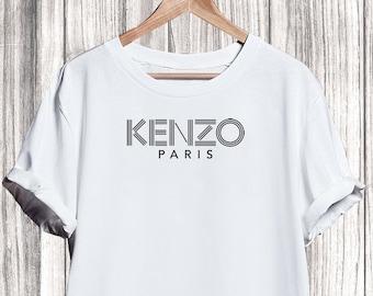 73ef20ec7697 Kenzo Shirt, Kenzo Paris Tshirt, Kenzo Tshirt For Men Women Kid, Unisex Kenzo  Shirt, Kenzo Clothing, Designer Tshirt, Luxury Shirt