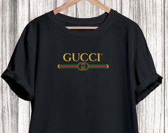 b65d68216f33 Gucci Shirt T-shirt Tshirt T Shirt, Gucci Tshirt, Gucci Shirt T-shirt For  Men Women Ladies Kids, Gucci Belt Logo Women's Men's Kid's