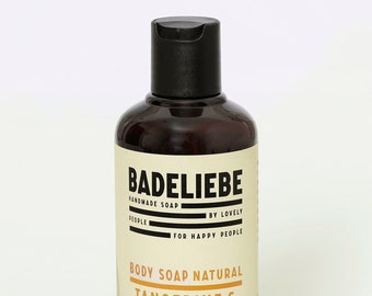 BADELIEBE - Body Soap Tangerine & Clove