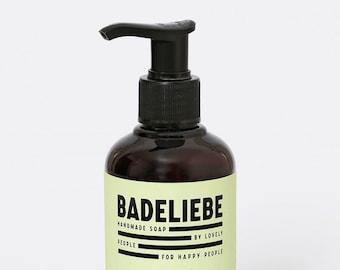 BADELOVE - Hand Soap Bergamot & Ginger