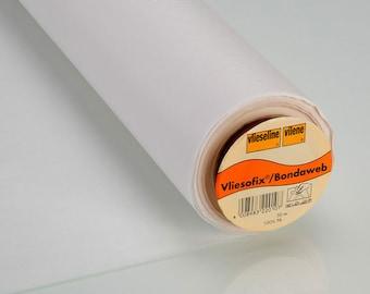 Fleece line Vliesofix 0.50 m Bondaweb Freudenberg Fixing aid fleece line 90 cm wide