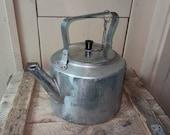 Russian Army Soviet Molten Kettle bonfire Military Tea Pot Stove Soldier Tank USSR 5L