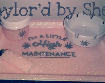 Weed Rolling Tray Etsy