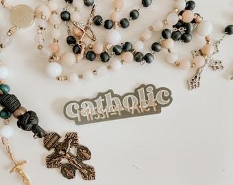Catholic Missionary Sticker // Catholic Sticker // Catholic Decal   Catholic Gift