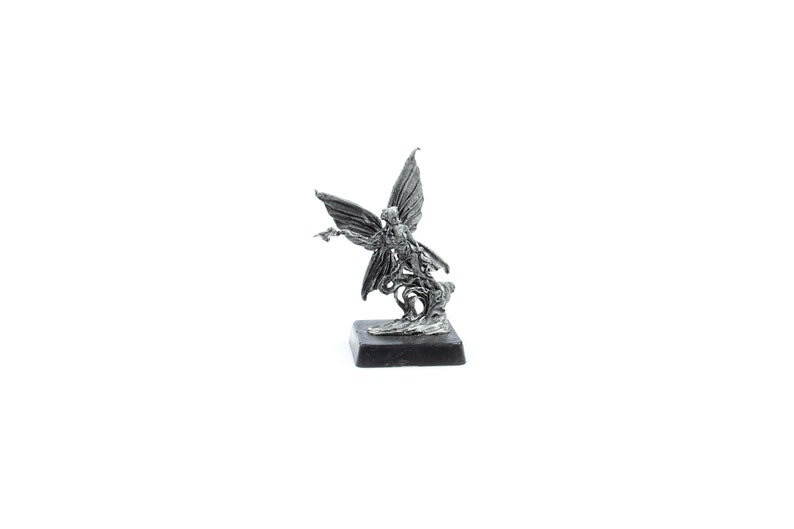 Forest Fairy Miniatures for DND Pixie with wings Miniatures Pathfinder  Dungeons and dragons RPG UNPAINTED miniatures Board Tabletop games