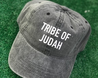 33751a45 12 TRIBES of ISRAEL Hat (Choose your Tribe) - Unisex