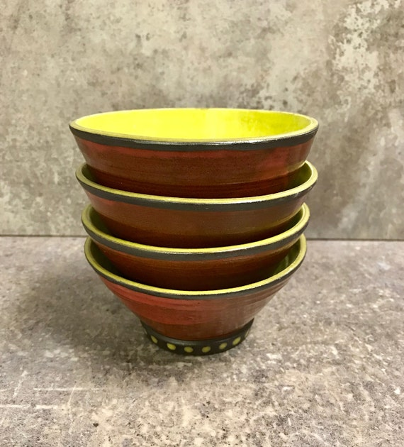 ceramic bowl/ ice cream bowl/cereal bowl/handmade bowl /small bowl