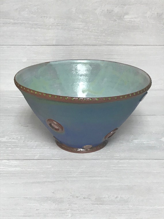 Side dish bowl/Serving bowl/Handmade bowl/Ceramic bowl