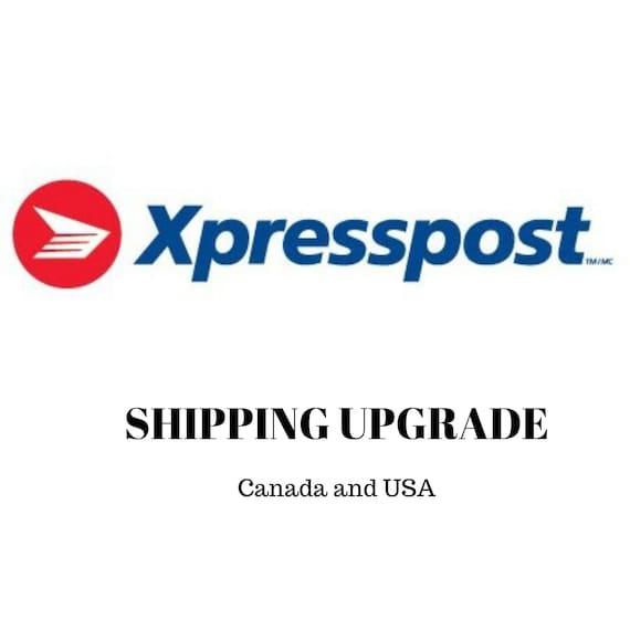 Shipping upgrade USA