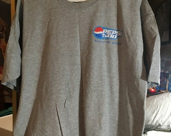 Collectable Pepsi NASCAR Racing 500 Auto Club Speedway T-shirt c188790f4