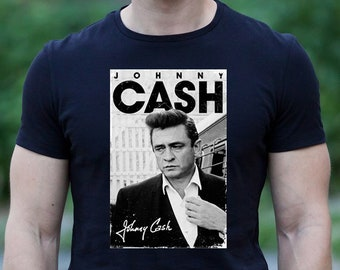f7f92f552e0 Johnny Cash T-Shirt