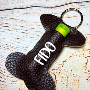 Template for Faux Leather Inhaler Keychain  Pattern  Template!!!!!!!