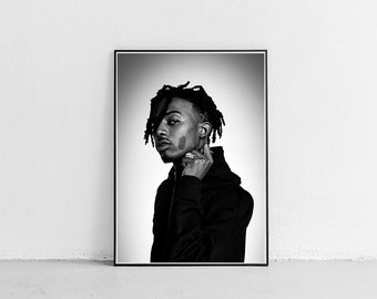 6ad0c7fe3f6f4 PLAYBOI CARTI Poster, Hip Hop, Music, Girlfriend Gift, Music Poster