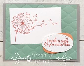 Wish Came True Card