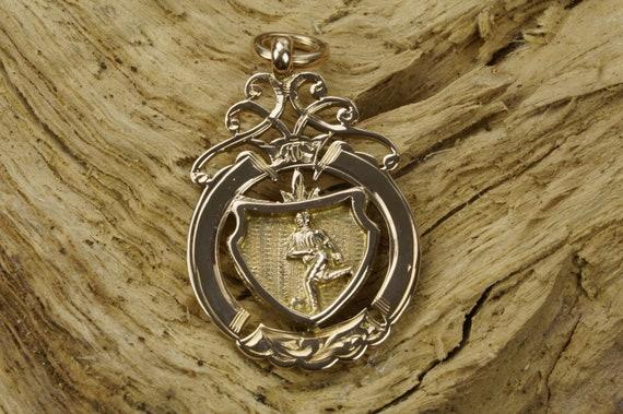 Scottish football medal