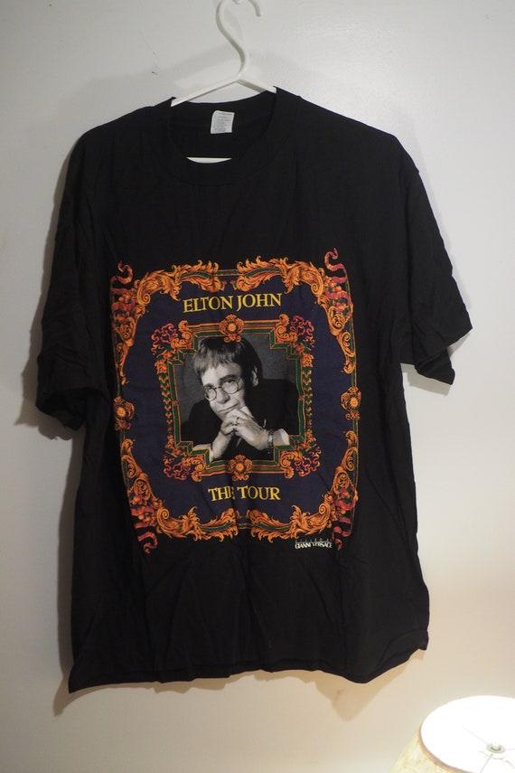 Rare vintage Elton John the Tour mint never worn