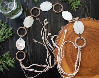 Flamekeeper Ring Belt