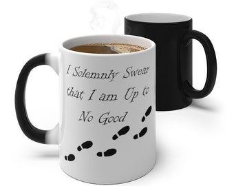 f4570446a24 I Solemnly Swear That I Am Up To No Good Color Changing Mug