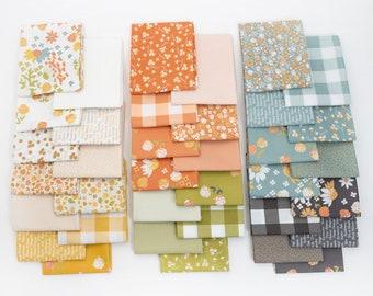 PRE ORDER -Half Yard Bundle Cozy Up by Corey Yoder Little Miss Shabby for Moda Fabrics - 36 fabrics