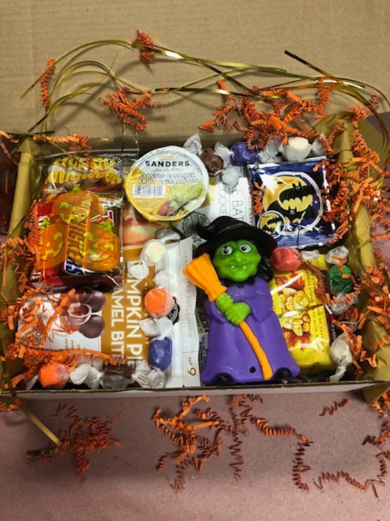 Halloween Gourmet Gift Basket
