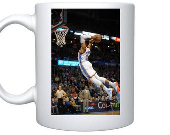 c76e38cb8e9b82 Russell Westbrook OKLAHOMA CITY THUNDER OKc - Basketball NBa 11 oz mug
