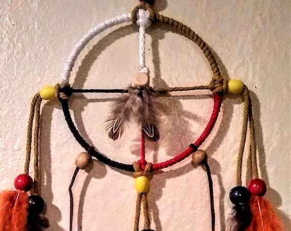 Medicine Wheels, Native American Art, Dream Catchers, Tribal Art, Sacred Hoop, Four Directions Medicine Wheel