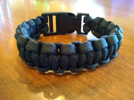 Solid Color Bracelets, Paracord Bracelets, Survival Gifts, Paracord Gifts, Various Colors Available