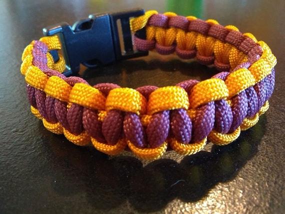 CLEARANCE, Washington Theme Bracelet, Football, Sports, Team Jewelry, Team Support Bracelet