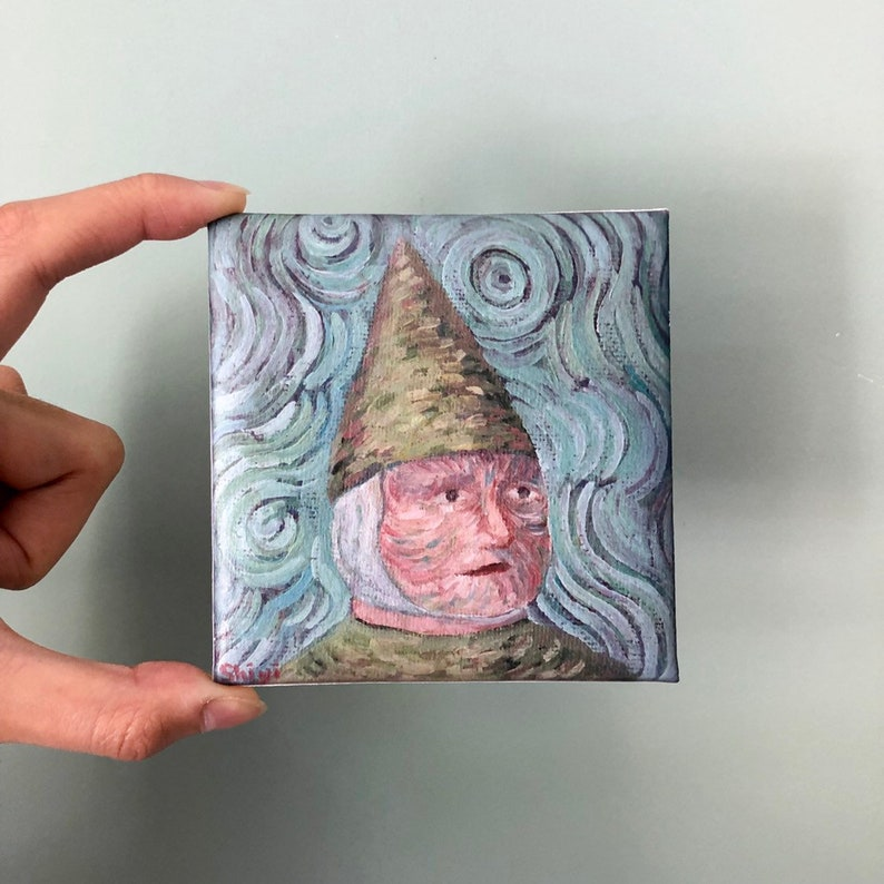 Print Gnome child/'s ear got PKed