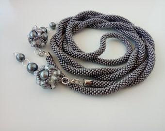 Bead Crochet Jewelry Etsy