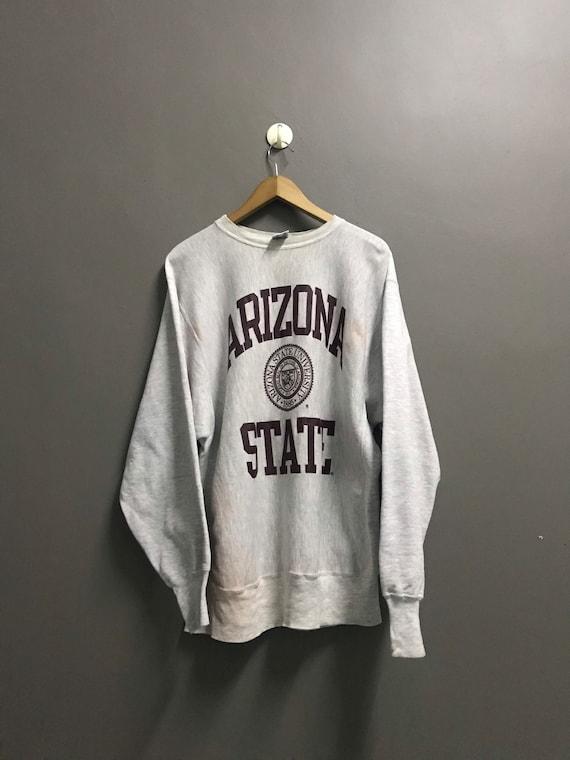 Vintage champion arizona states reverse weave runn