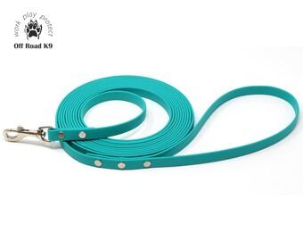 Biothane Drag Line Keeper Waterproof Long Line Handle Long Line Leash Keeper