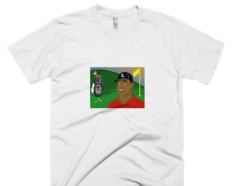 1f5e622f Tiger Woods Tee (golf course background)