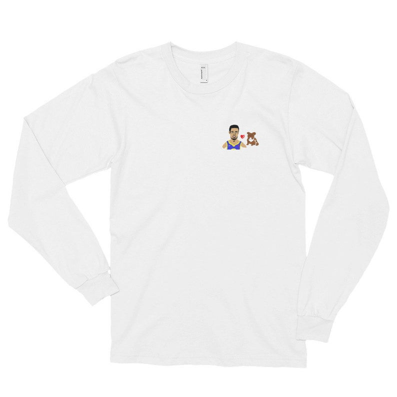 check out b290d e06f6 Klay Thompson x Rocco - Long Sleeve Tee
