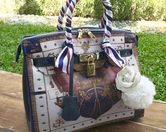 36cd726bddf6 Designer Inspired Hermes Birkin Jelly Bag