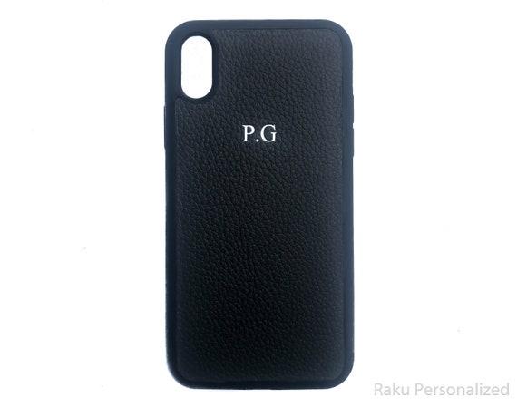 iphone xs max case initials