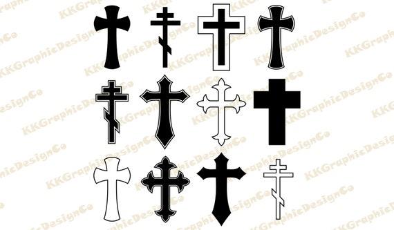 Faith Cross Svg Cross Clipart Easter Svg Church Svg Jesus Etsy