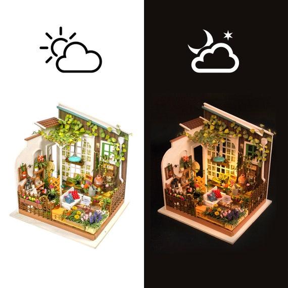 À faire soi-même Artisanat miniature maison de poupées ma petite maison à Queenstown Nouvelle-Zélande