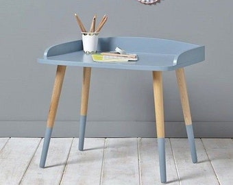 Kid's Table l For Kid's Bedroom l Blue Table l Pink Table l White l Healthy Furniture l Healthy Kid's Table l Wooden Table l Activity Table