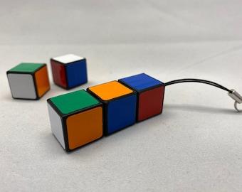 USB Stick - Rubik's Cube, Cube 1x3 - 4GB / 8GB / 16GB / 32GB / 64GB / 128GB - 3D Printing