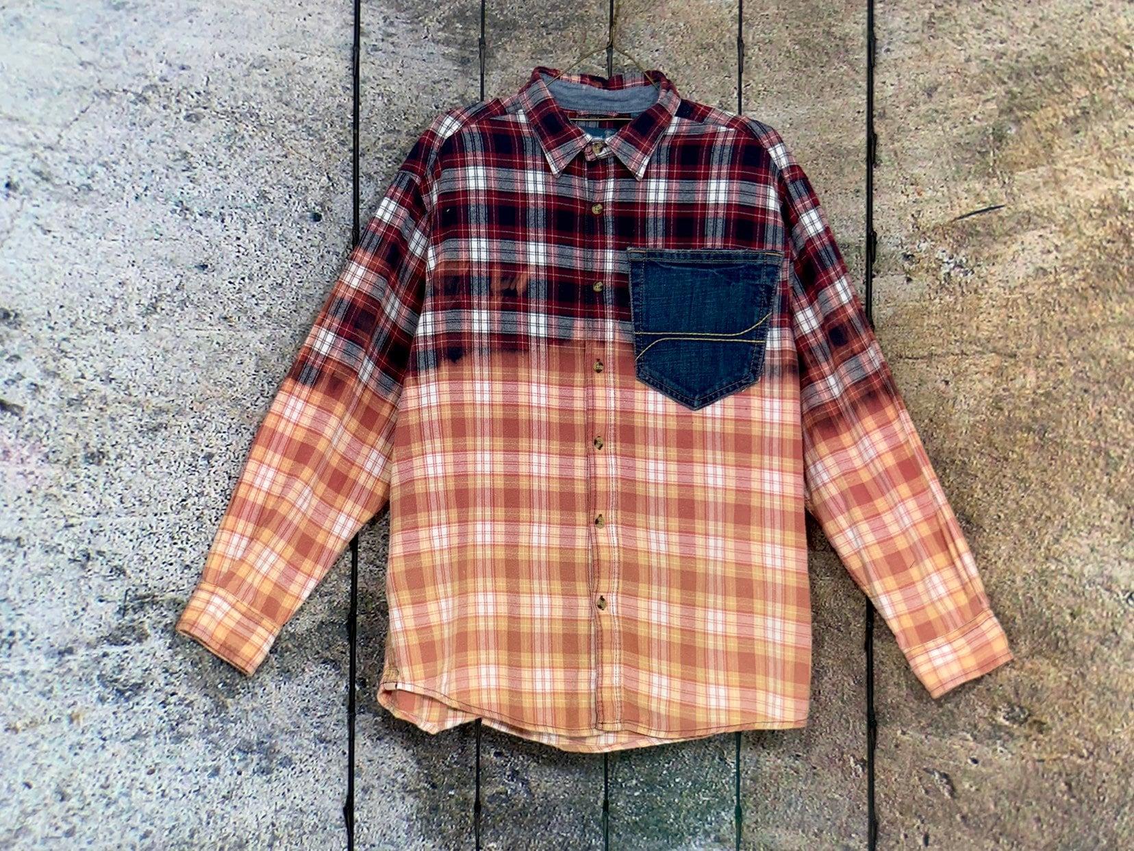 NIKE 90s grunge hoodie | bleach tie dye hoodie | pastel goth |