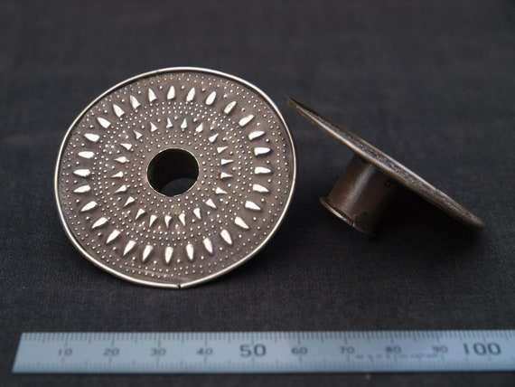 Antique Indian Jewelry, Silver Tribal Jewelry, Sil