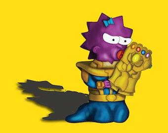 Maggie-Thanos