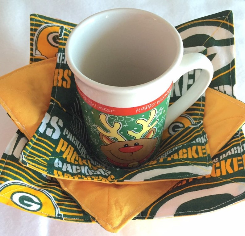 Green Bay Packers Microwave Cozies