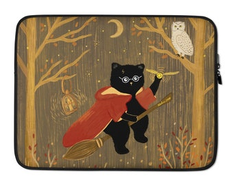 Intergalactic Cats Youll Love Laptop Bag Lightweight Briefcase Laptop Case Sleeve