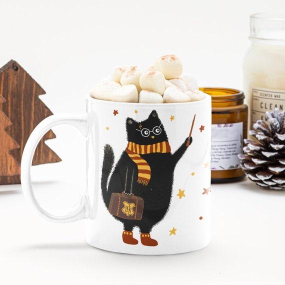 Tasse de café poilue de Pawter