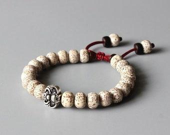 c210034b17fe CHOCKDEE Brazalete Pulsera Amuleto Suerte   Pulsera para hombre y mujer    bendecido