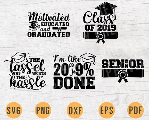 graduation svg bundle pack svg files for cricut graduation